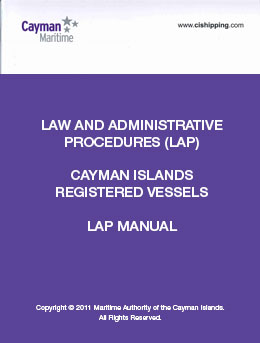 Cover of the Lap Manual Book