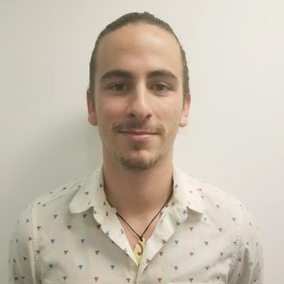 Shane McDermot, 2017 Recipient