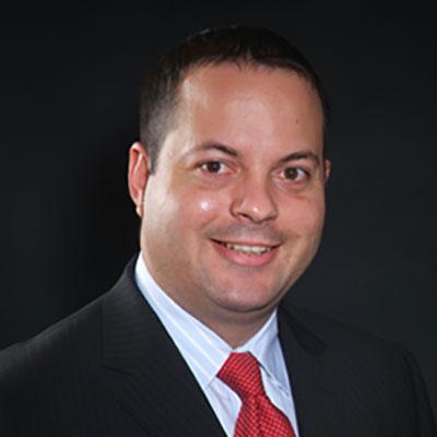 Headshot of Mr. Kenrick Ebanks